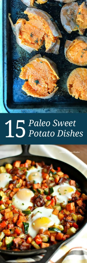 15 Paleo Sweet Potato Dishes | Only Taste Matters
