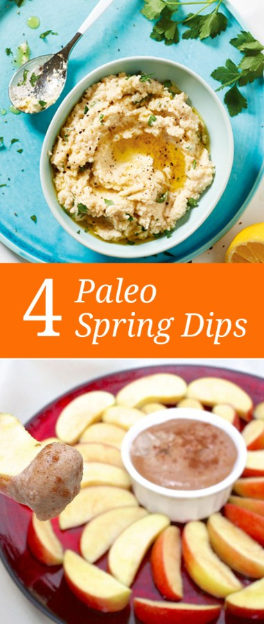 4 Paleo Spring Dips Kids Love –and Moms Can't Wait to Make | Only Taste Matters