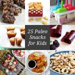 25 Paleo Snacks for Kids {and the Kid in All of Us}