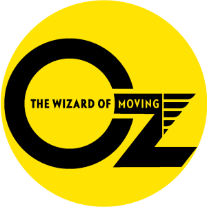 Oz Moving Logo