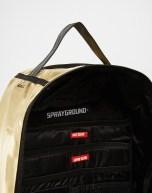 Sprayground Gold Brick Backpack 4