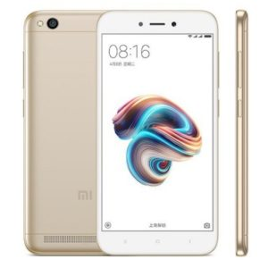 Redmi 5A Gold