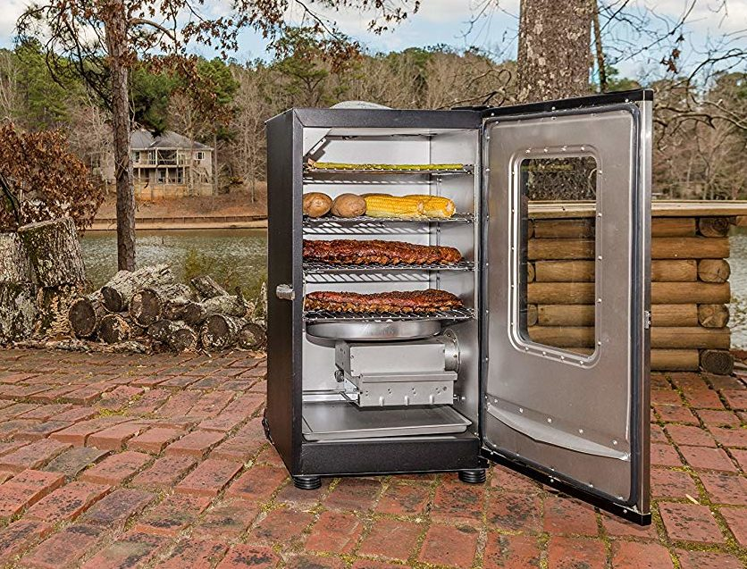 year with a masterbuilt electric smoker