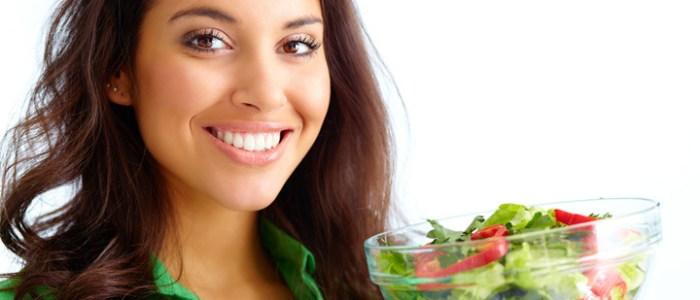 Красота и здоровье, присущие вегетарианцам