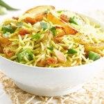 Бирияни — рис запеченный с овощами