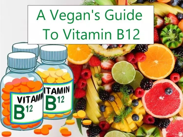 vitamin b12 for vegans
