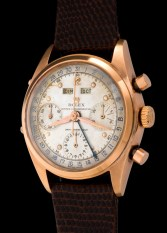 "Rolex ""The pink gold Jean Claude Killy ref. 6036"" 2"
