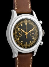 "Longines ""The Tre Tacche Nero"" 4"