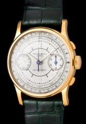 """Patek Philippe """"The yellow gold ref. 130 retailed by Walser Wald"""" 3"""