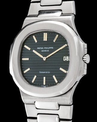 "Patek Philippe ""The Steel Nautilus ref 3700 retailed by Tiffany"" 2"