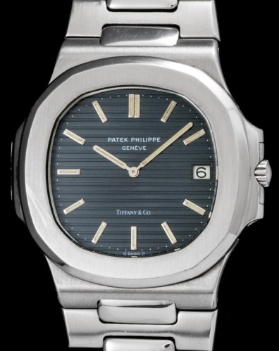"Patek Philippe ""The Steel Nautilus ref 3700 retailed by Tiffany"" 3"