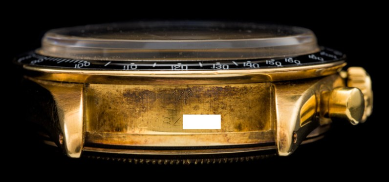"Rolex ""The gold Paul Newman Ref. 6241"" 8"