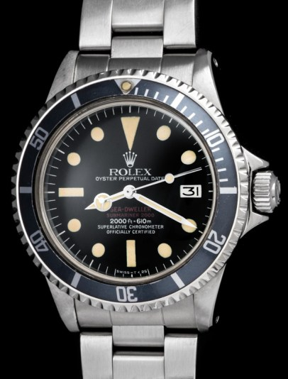 "Rolex ""The full set Double Red Seadweller ref. 1665"" 3"