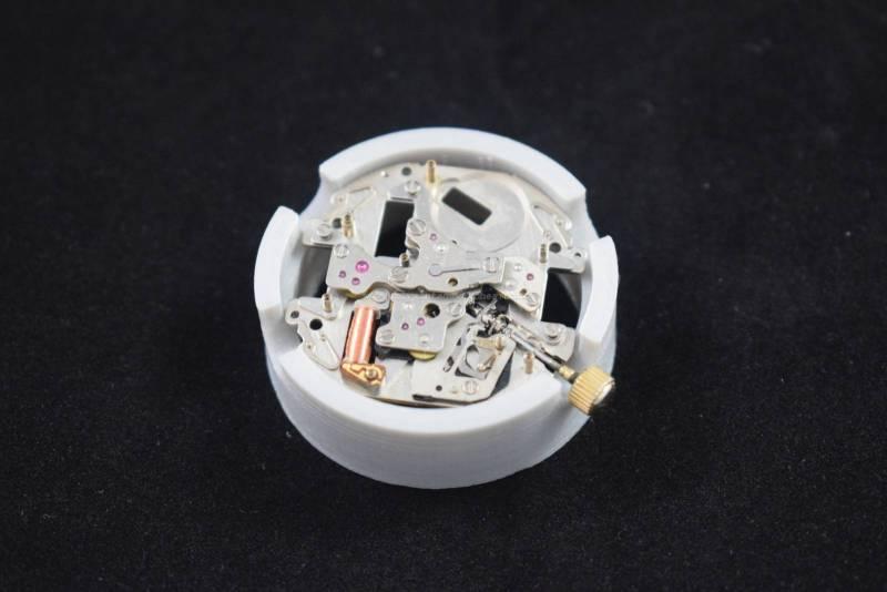 VTA SQ7238 Uhrwerkhalter für SEIKO Uhrwerke der Serie 7Axx