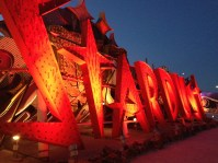 Known by most as the Neon Boneyard, the Neon Museum is only available by taking an hour-long guided tour. The museum lives on nearly two acres and includes many famous signs like Binion's Horseshoe and the Stardust. Photo credit: Gilda