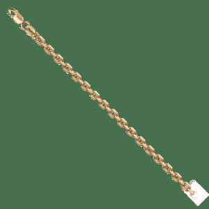 gold rollo bracelet