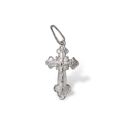 Small Christian Cross Pendant Sterling Silver 925 Onlyway Jewelry