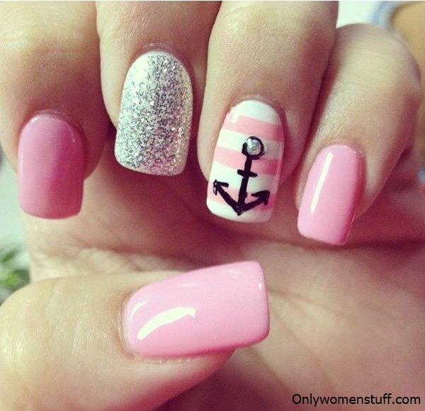 Best And Latest Nail Art Designs Ideas With Images