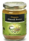 Organic Smooth Almond Butter Nuts To You