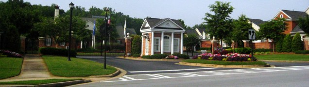 Alpharetta Townhome Subdivision Of Academy Park (9)