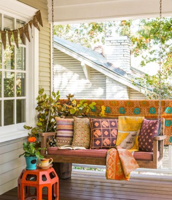 cozy porch tip