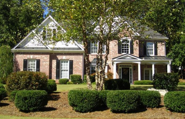 Alpharetta Home In Providence Place Community