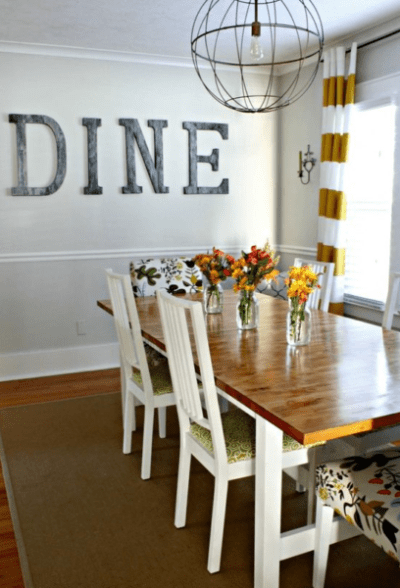 dine dining room