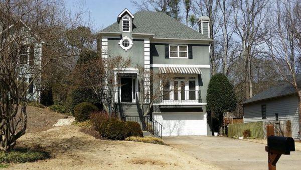 Home In Kinross Roswell GA Neighborhood Enclave