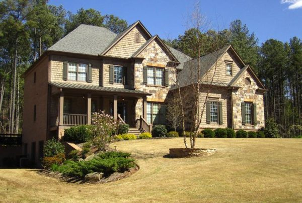 Home In The Hampshires Milton GA