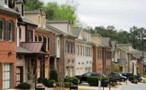 Johns Creek Luxury Townhomes Long Pointe