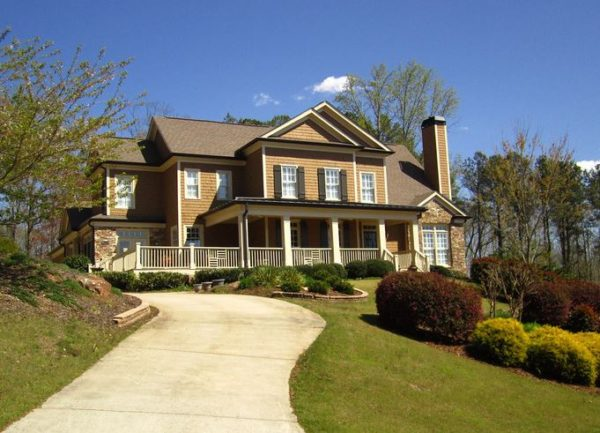 Milton GA Home In The Estates Of Hickory Mill