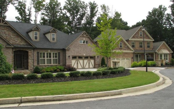 Cumming GA Parkside At The Polo Fields Neighborhood Homes