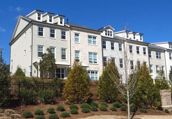 Harlow Townhomes Roswell GA