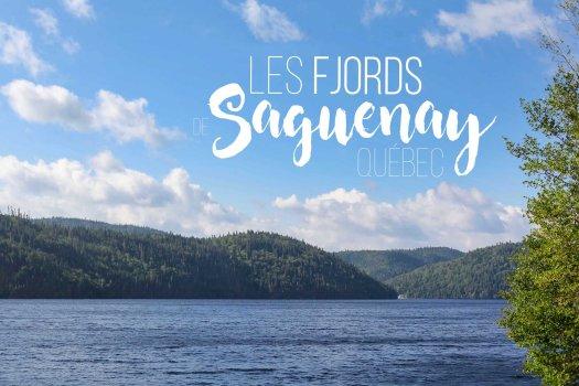 Fjords de Saguenay