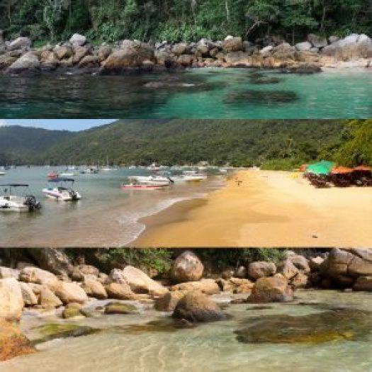 plages ilha grande