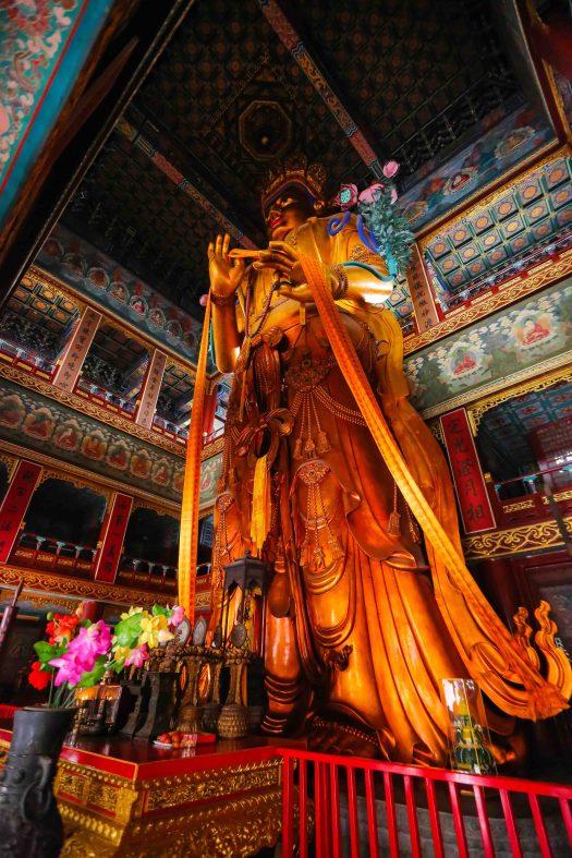 Pekin temple des lamas