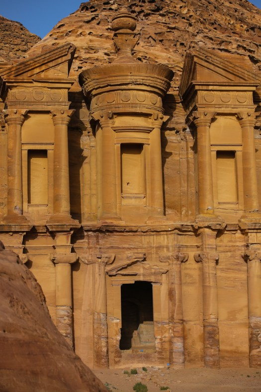 Visiter Petra monastere