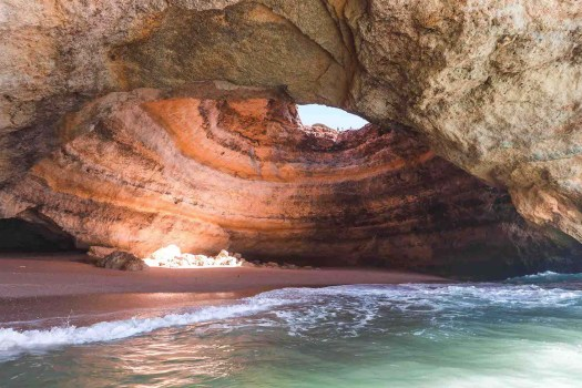 grotte de benagil