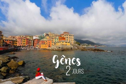 Gênes en 2 jours