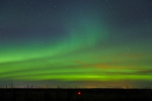 aurores boreales islande