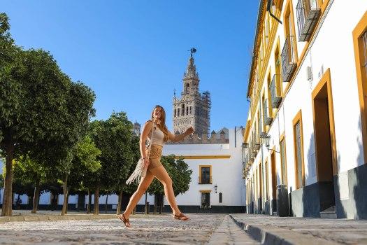 week-end à Séville tourisme blog
