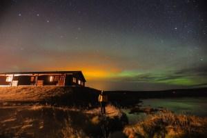 hotel ranga islande - northern lights