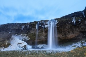 road-trip en Islande cascade Seljalandsfoss