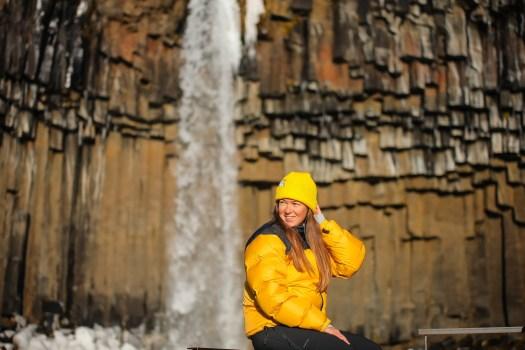 road-trip en Islande - Svartafoss