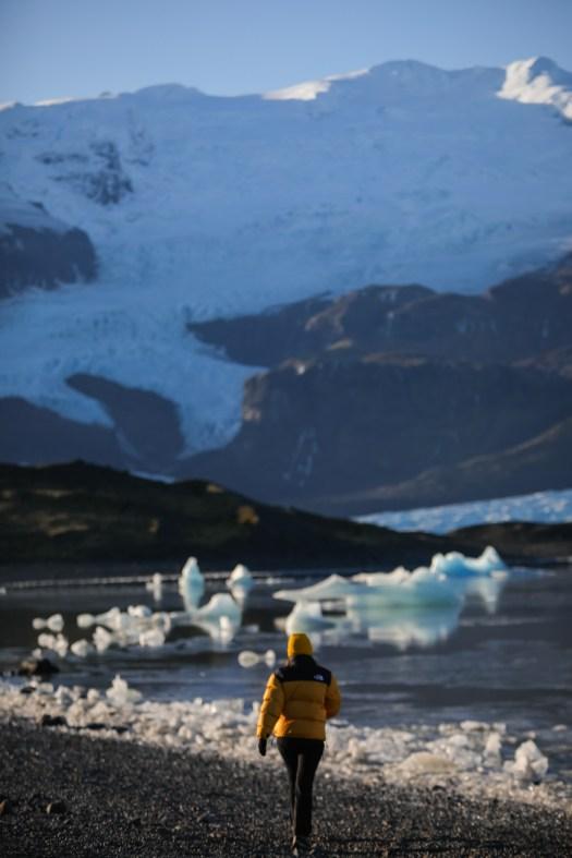 road-trip en Islande - Fjallsarlon