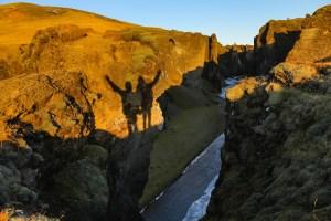 Road-trip en Islande - Canyon Fjadrárgljúfur