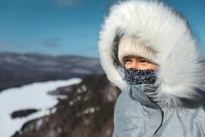 Température très froide au Québec en hiver