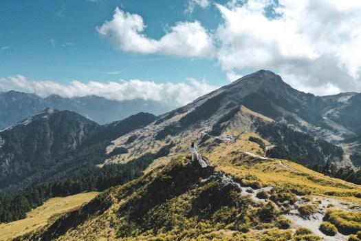 montagnes Taïwan voyage blog