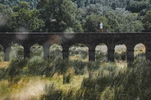 château d'astros dracenie aqueduc