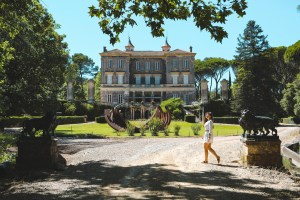 château d'astros vidauban